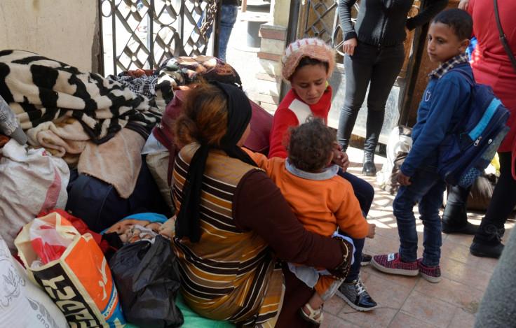 Egypt Sinai Christians
