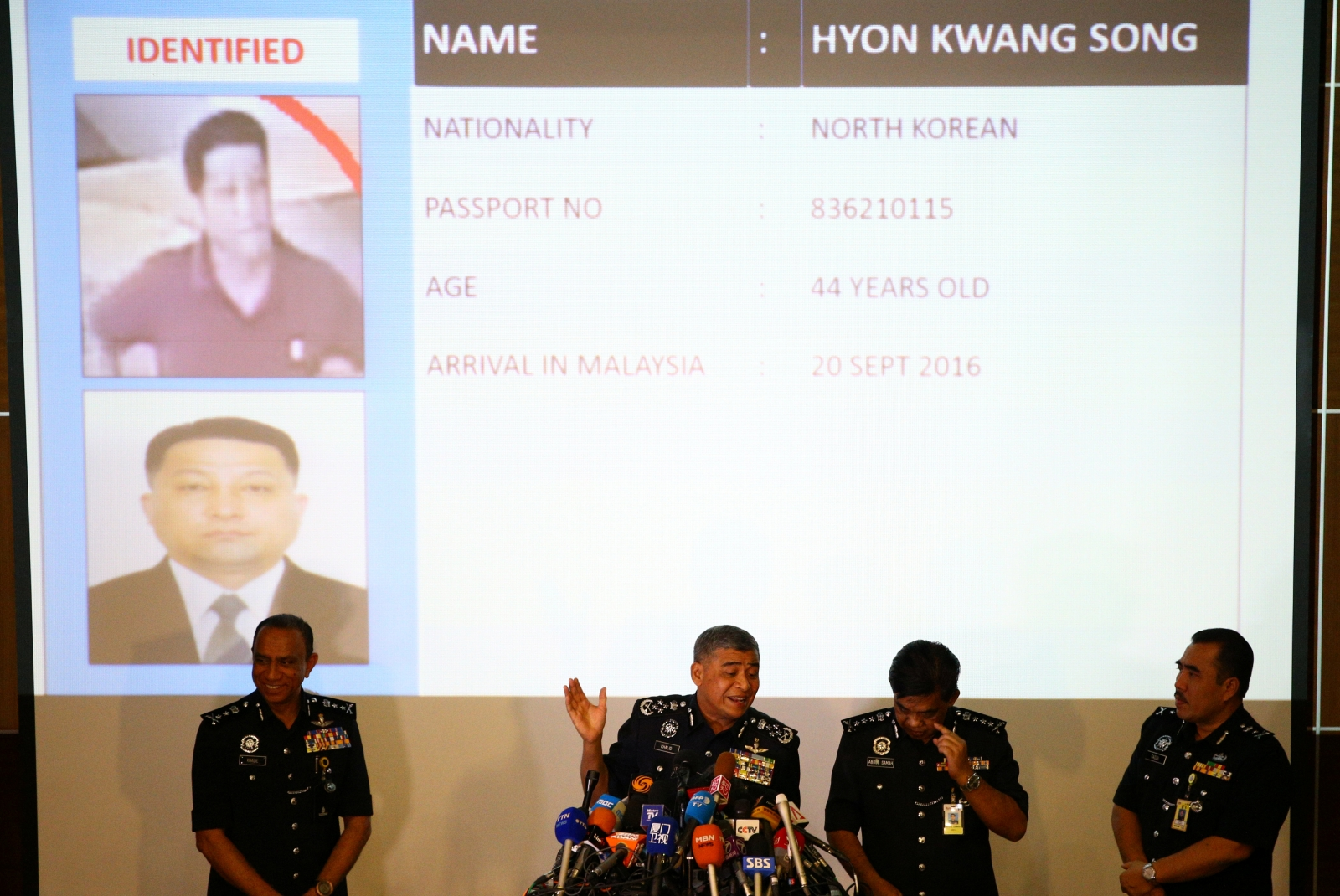Kim Jong-nam assassination