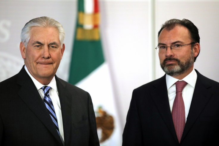 Tillerson and Videgaray