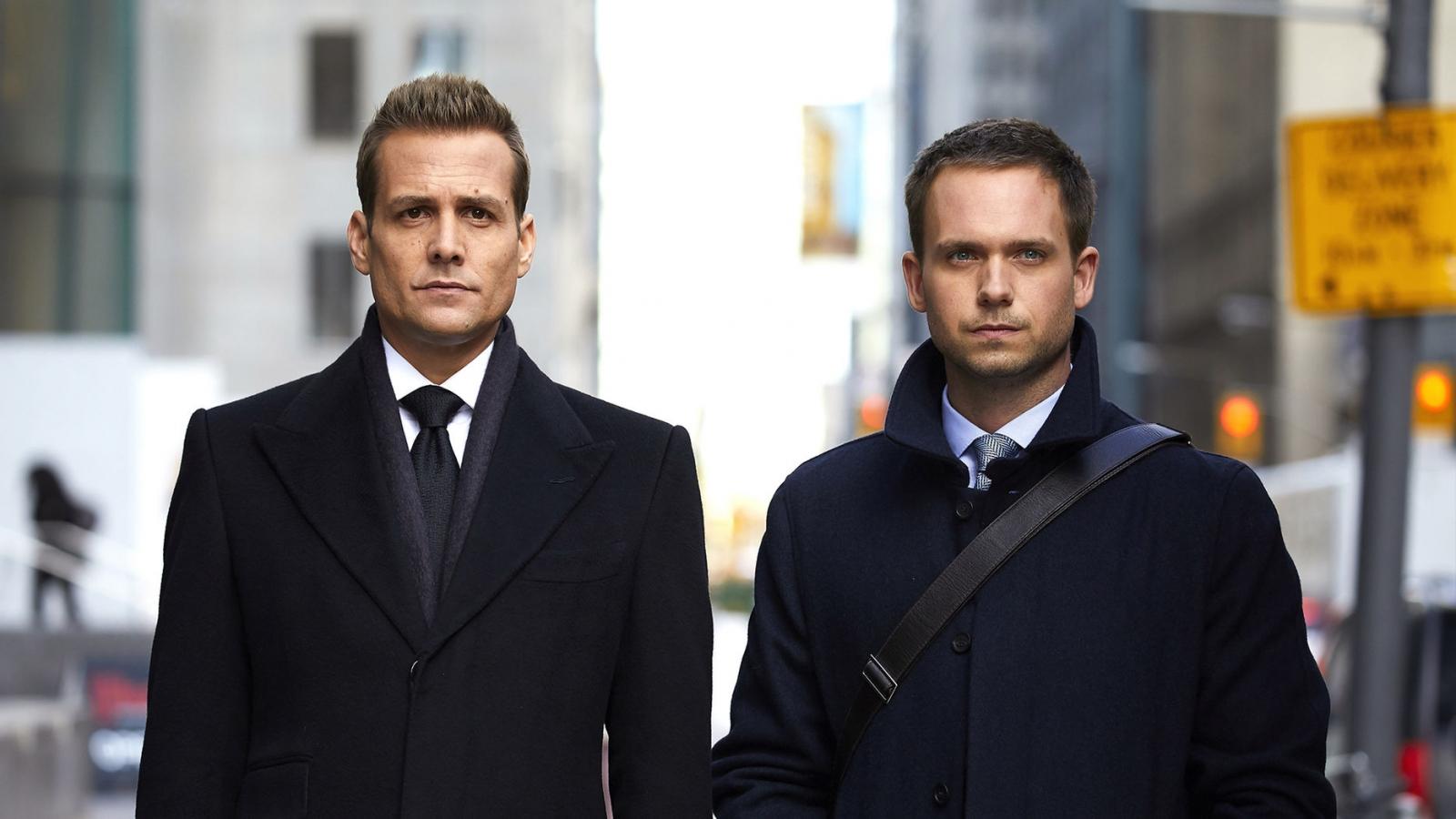 Suits season 6 finale