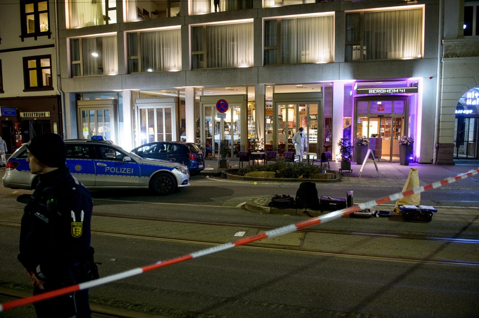 Heidelberg attack