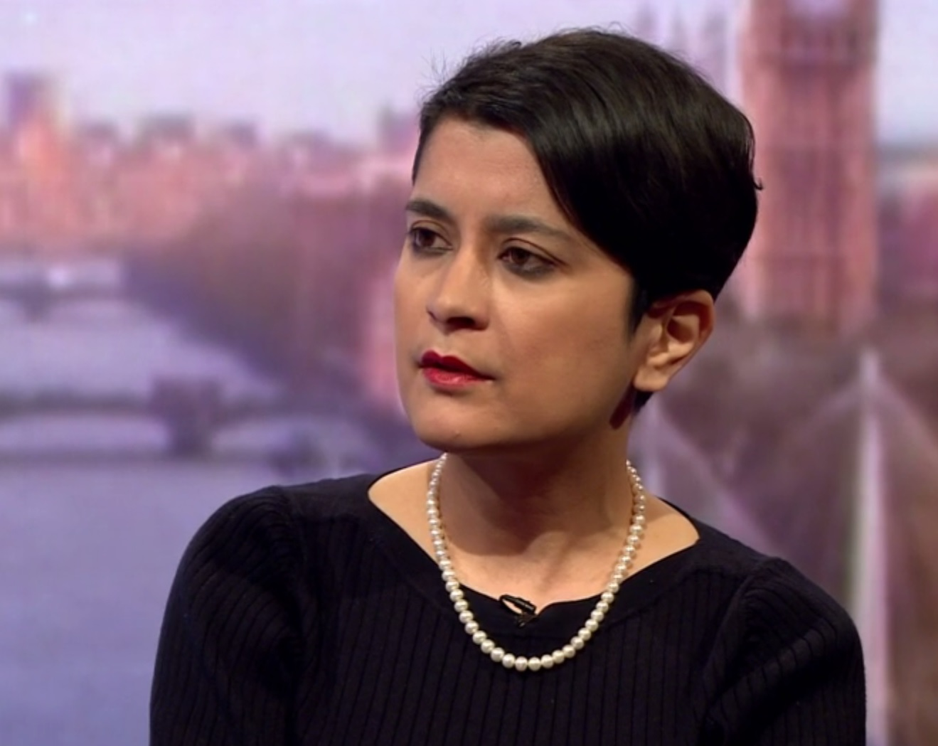 Labour Peer Baroness Shami Chakrabarti