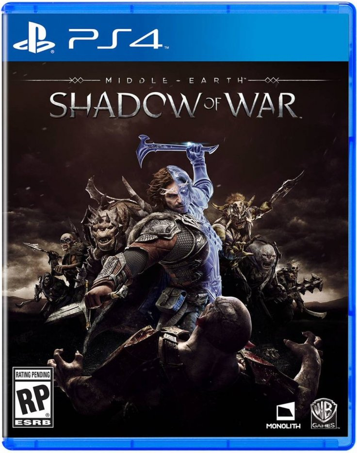 Middle Earth Shadow of War