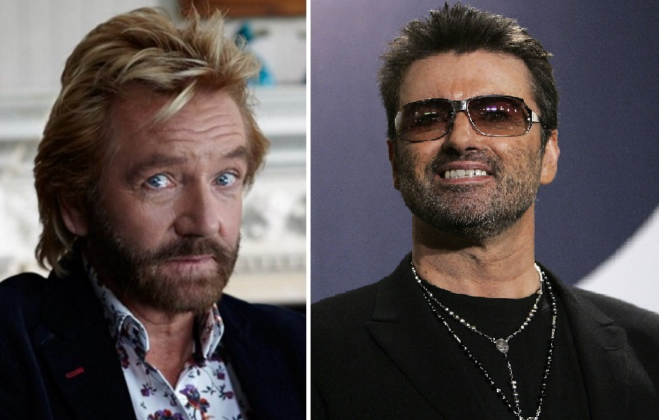 Noel Edmonds George Michael