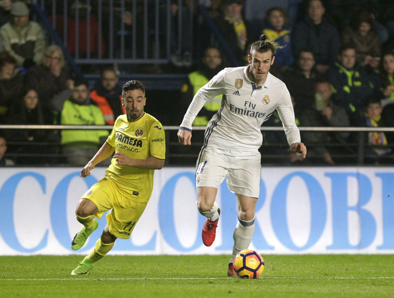 Jaume Costa & Gareth Bale