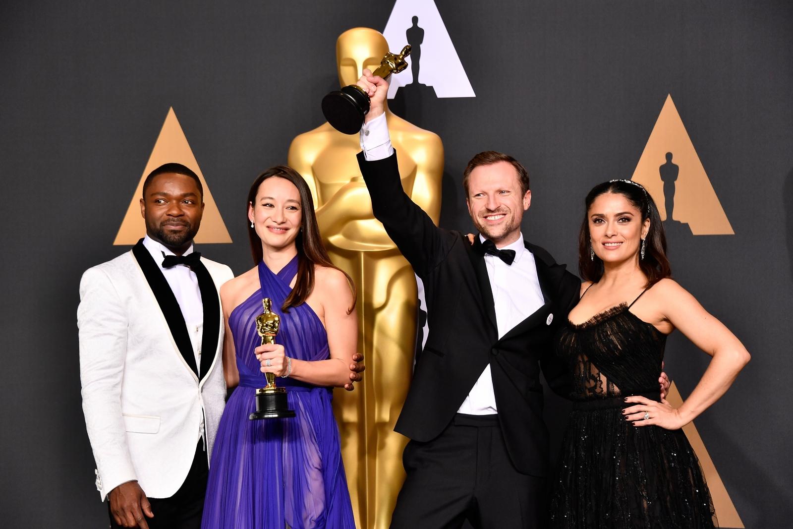 White Helmets Oscars