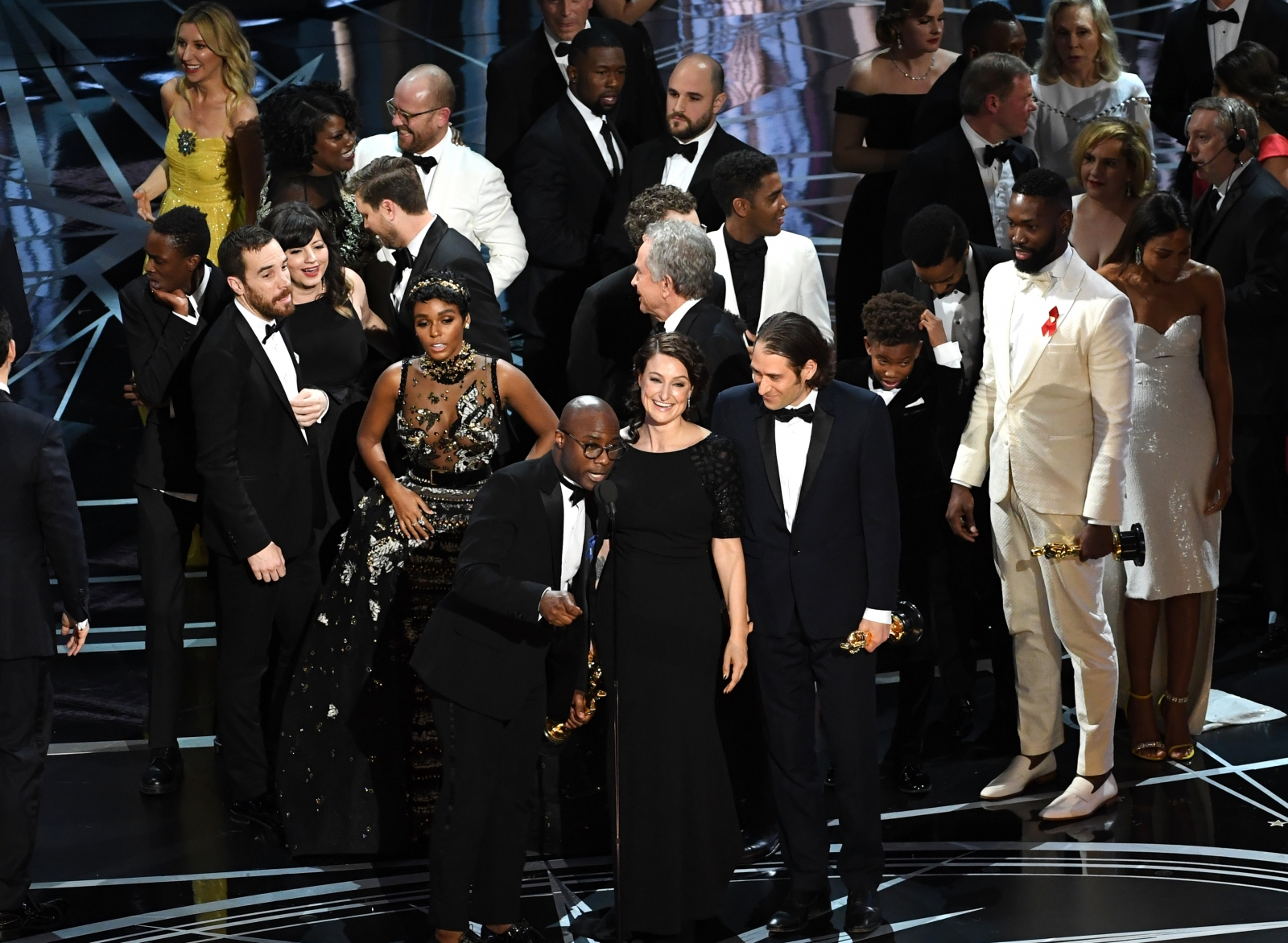 Oscars 2017: Moonlight wins best picture