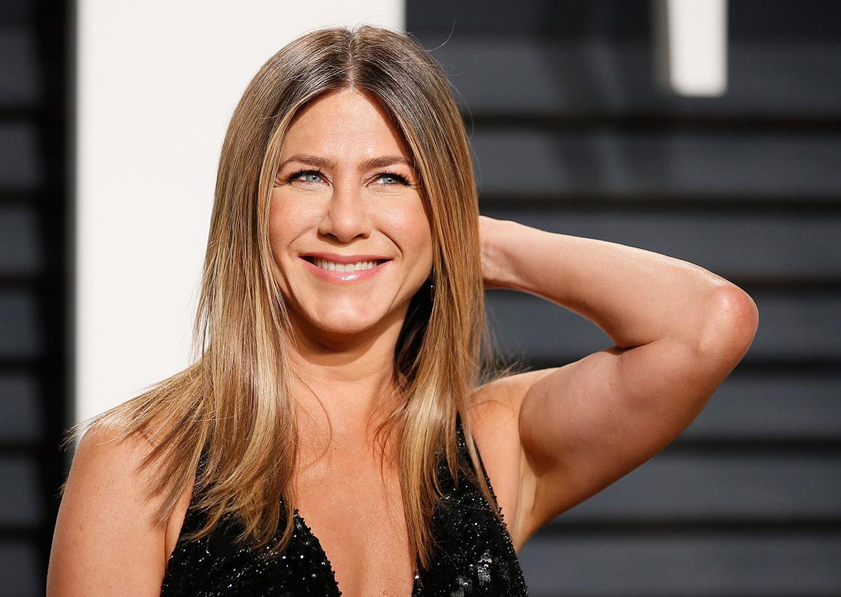 Jennifer Aniston Nude In Deleted Friends Episode