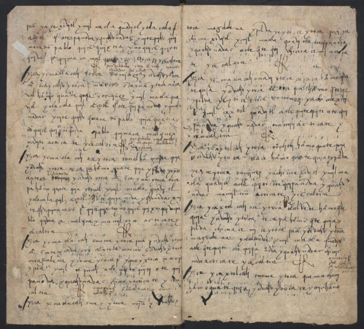 Discovery of Aztec document reveals early history of Christianity in Cortés' Mesoamerica