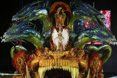Rio de Janeiro Carnival 2017 Grande Rio