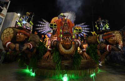 Rio de Janeiro Carnival 2017 Imperatriz