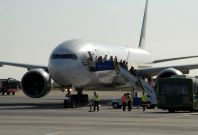 Pakistan International Airlines plane