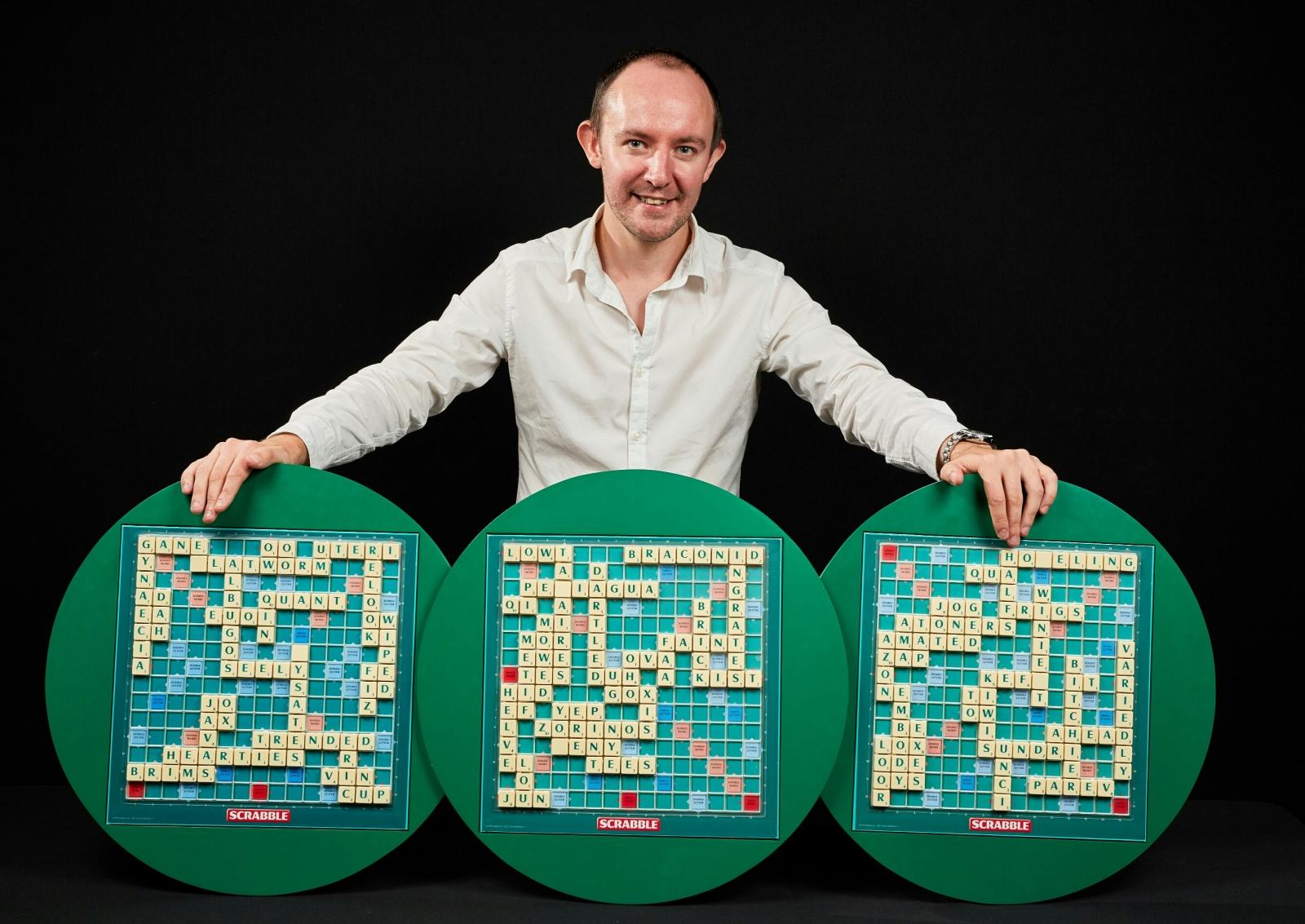 Scrabble Brett