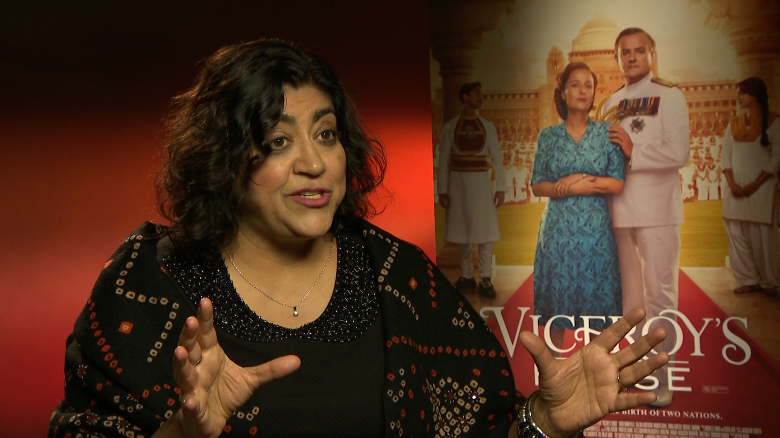 Gurinder Chadha: Politics of division and hate in Viceroy's House resonate today