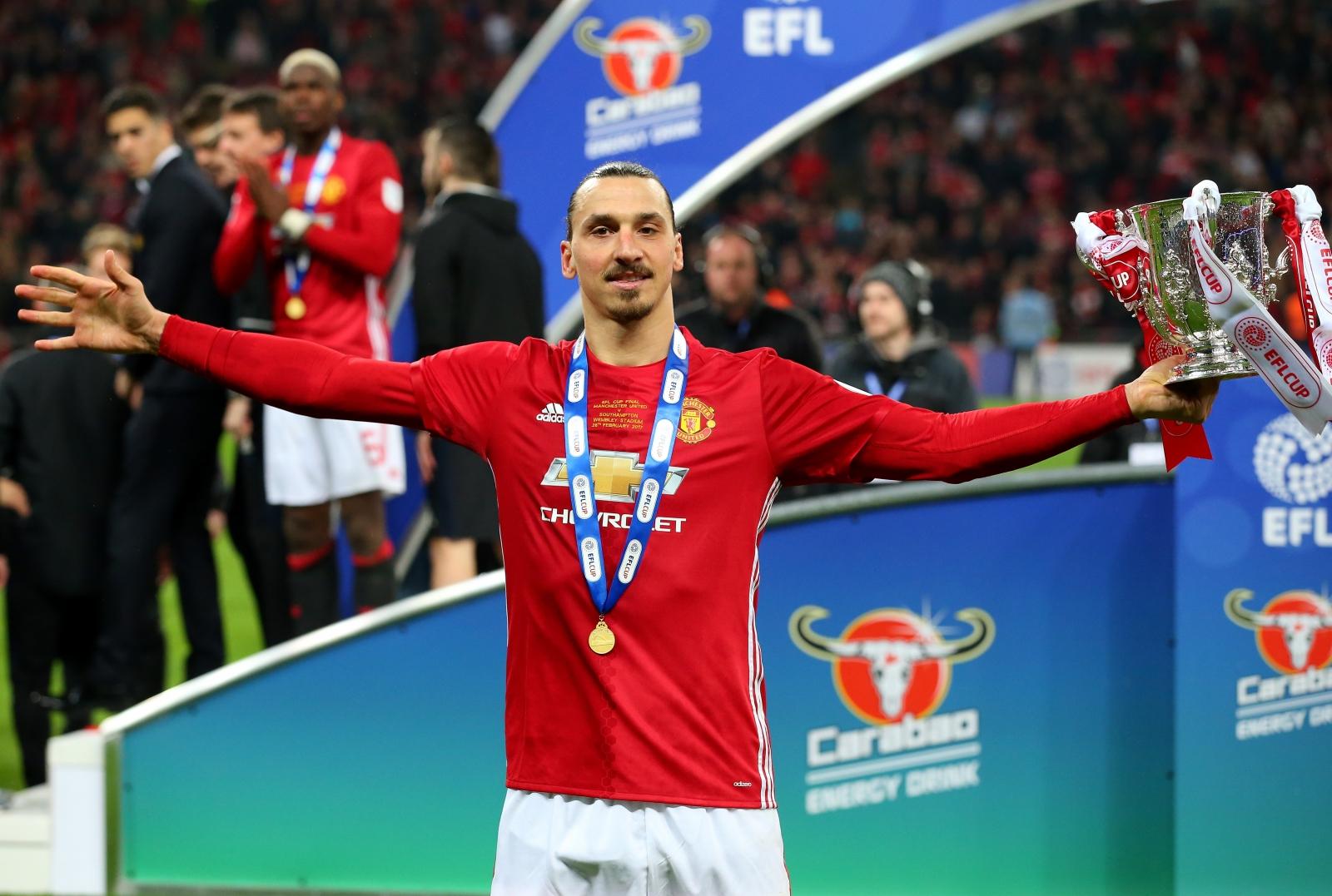Man U Picture: Zlatan Ibrahimovic: Ex-LA Galaxy GM Says Club Have Held