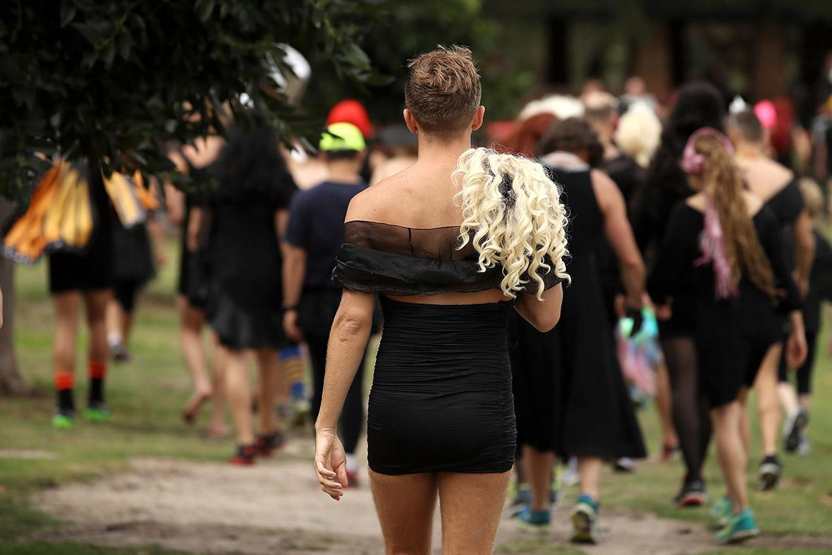Little Black Dress run