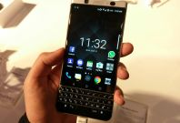 BlackBerry KeyOne hands-on preview