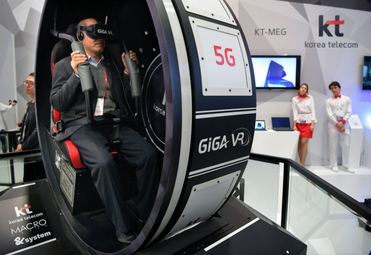 5G and VR at MWC 2017