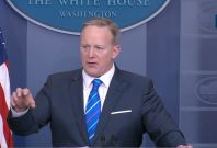 Sean Spicer On Second Executive Order For Trump Travel Ban: 'This Is The Strategy He Believes We Have The Authority For'