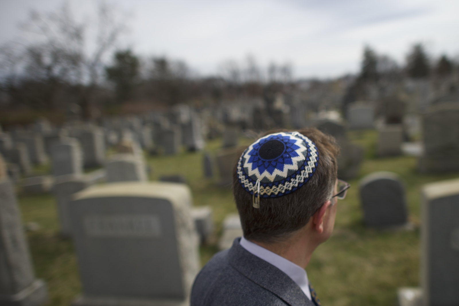 US Anti-Semitism
