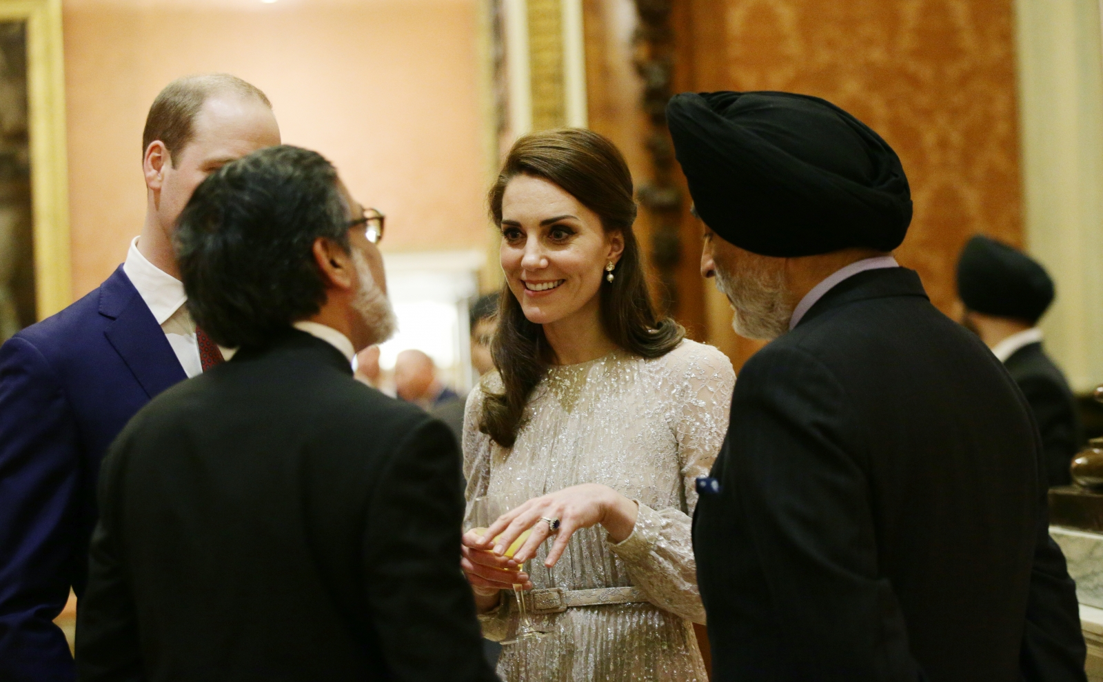 Will and Kate, UK-India Year of Culture