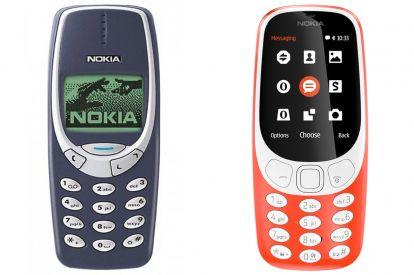 Nokia 3310 vs Nokia 3310 (2017)
