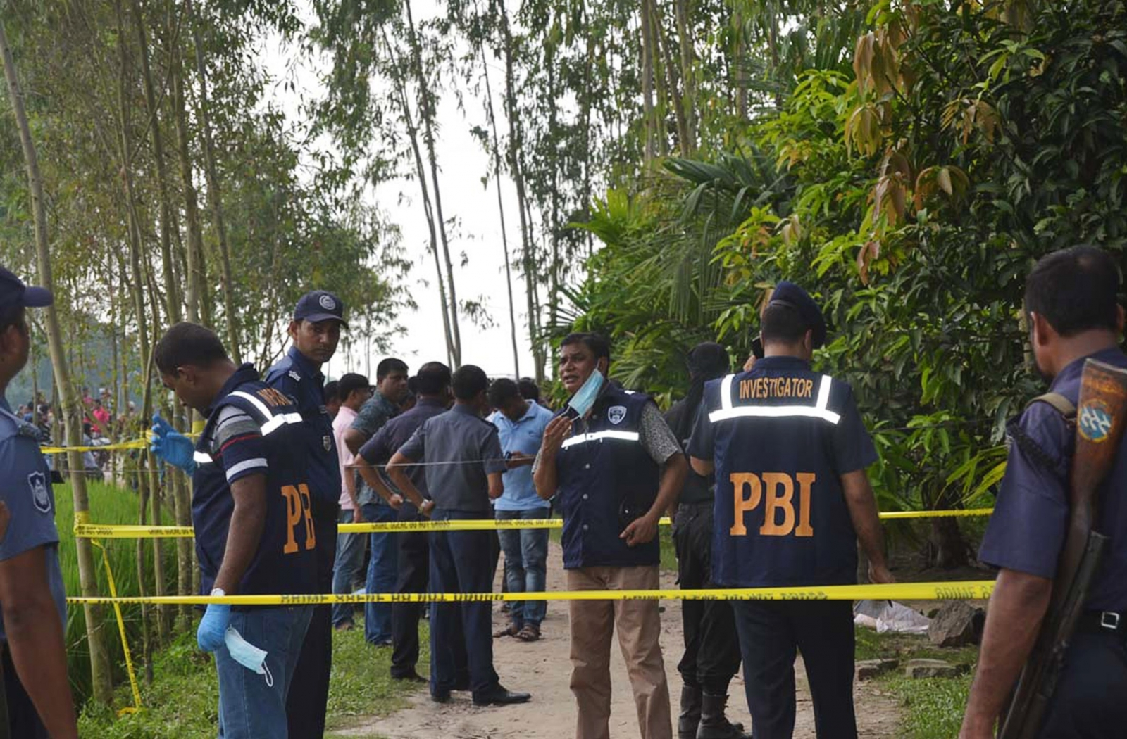 Bangladesh: 5 militants sentenced to death for shooting Japanese national