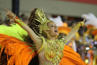 Rio de Janeiro Carnival 2017 Sao Clemente