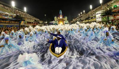 Rio de Janeiro Carnival 2017 Portela