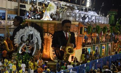 Rio de Janeiro Carnival 2017 Unidos da Tijuca
