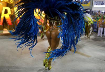Rio de Janeiro Carnival 2017 Uniao da Ilha
