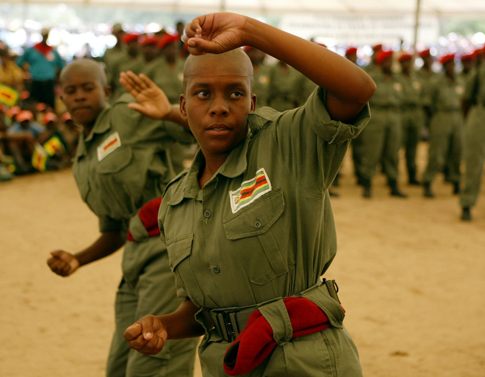 Zimbabwe's National Youth Service
