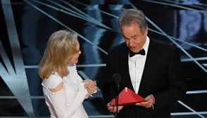 Oscars 2017: Faye Dunaway and Warren Beatty