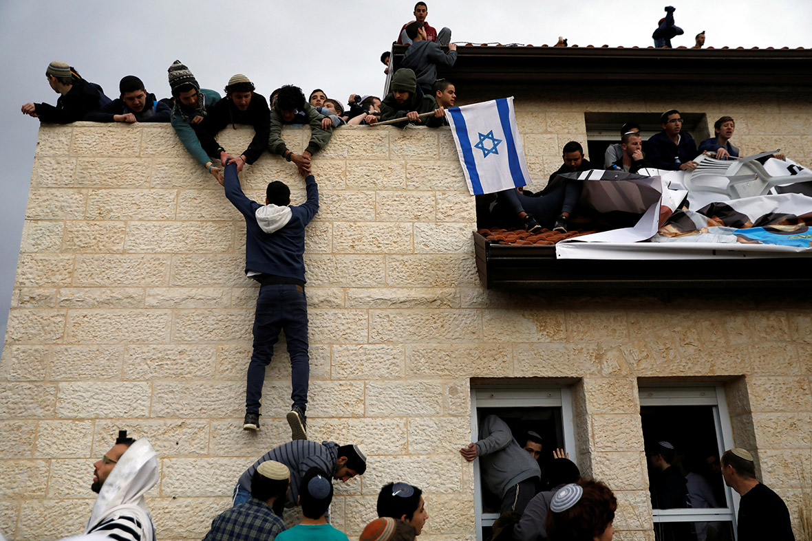 Ofra settlement