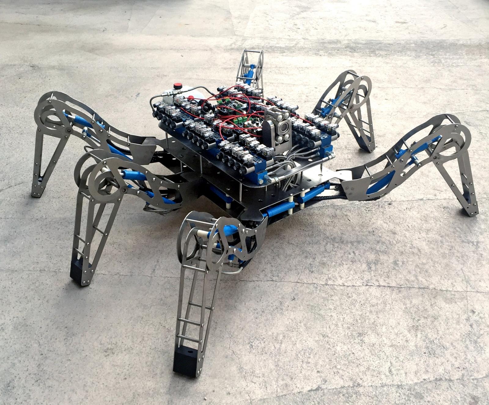 Robots for human environments