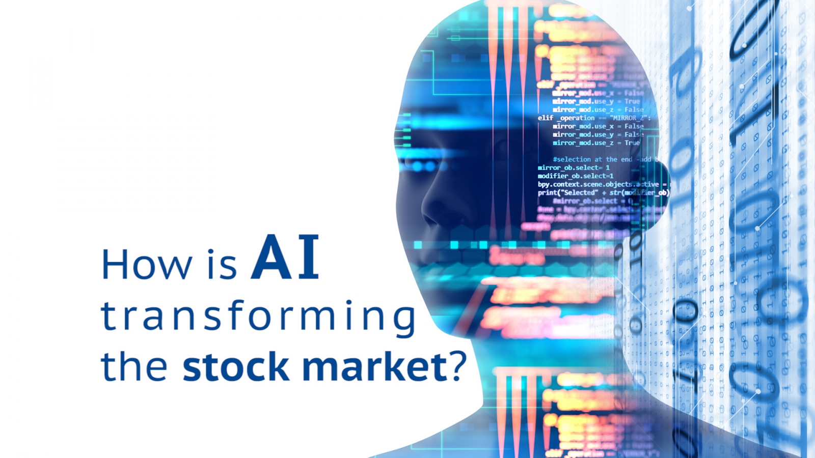 How artificial intelligence is transforming the stock marekt