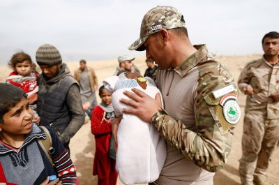Iraq west Mosul Isis