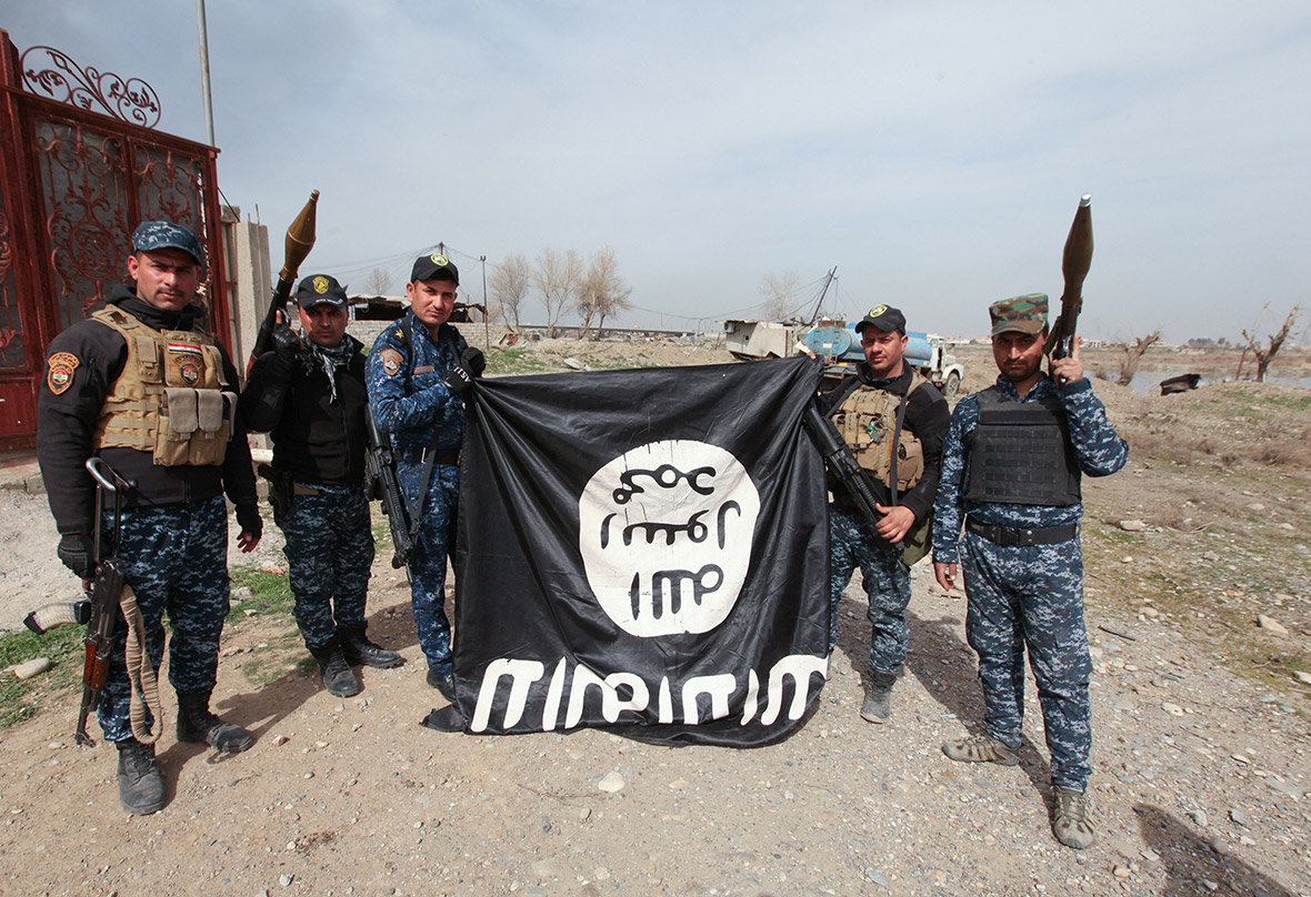 Iraq west Mosul Isis