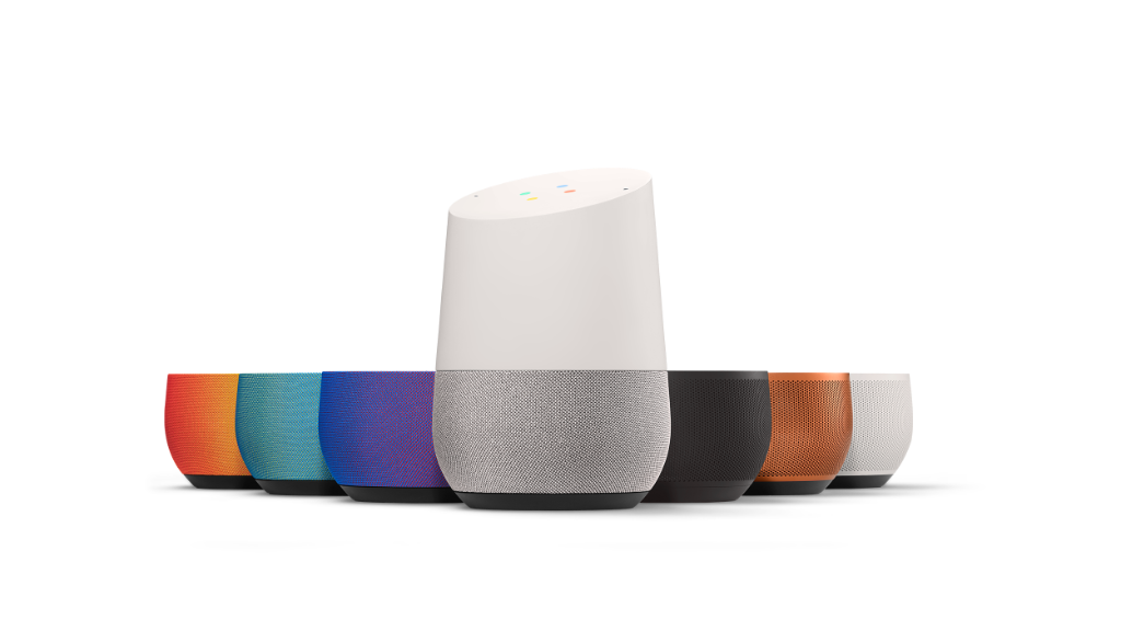 Google Home UK launch