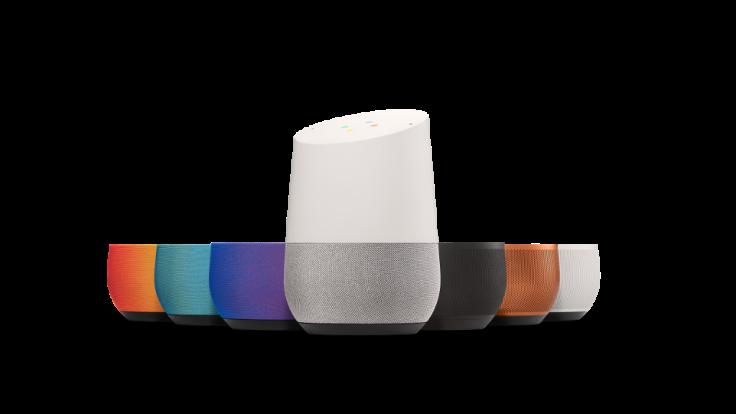 Google Home UK launch