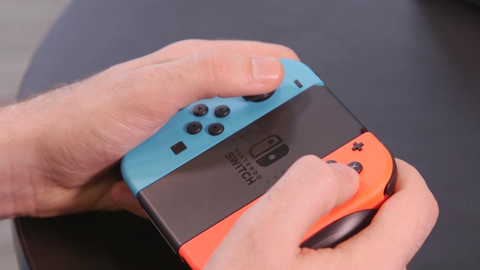 Nintendo Switch Joy-Con Grip