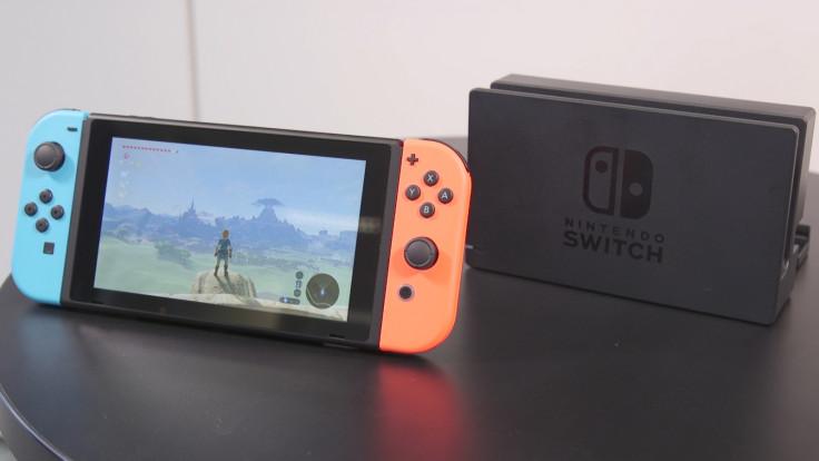 Nintendo Switch Legend of Zelda