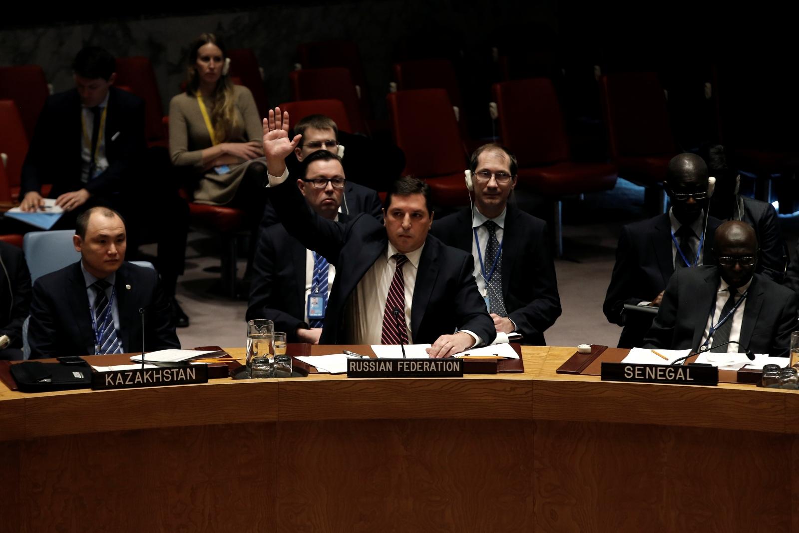 un security council vetoes