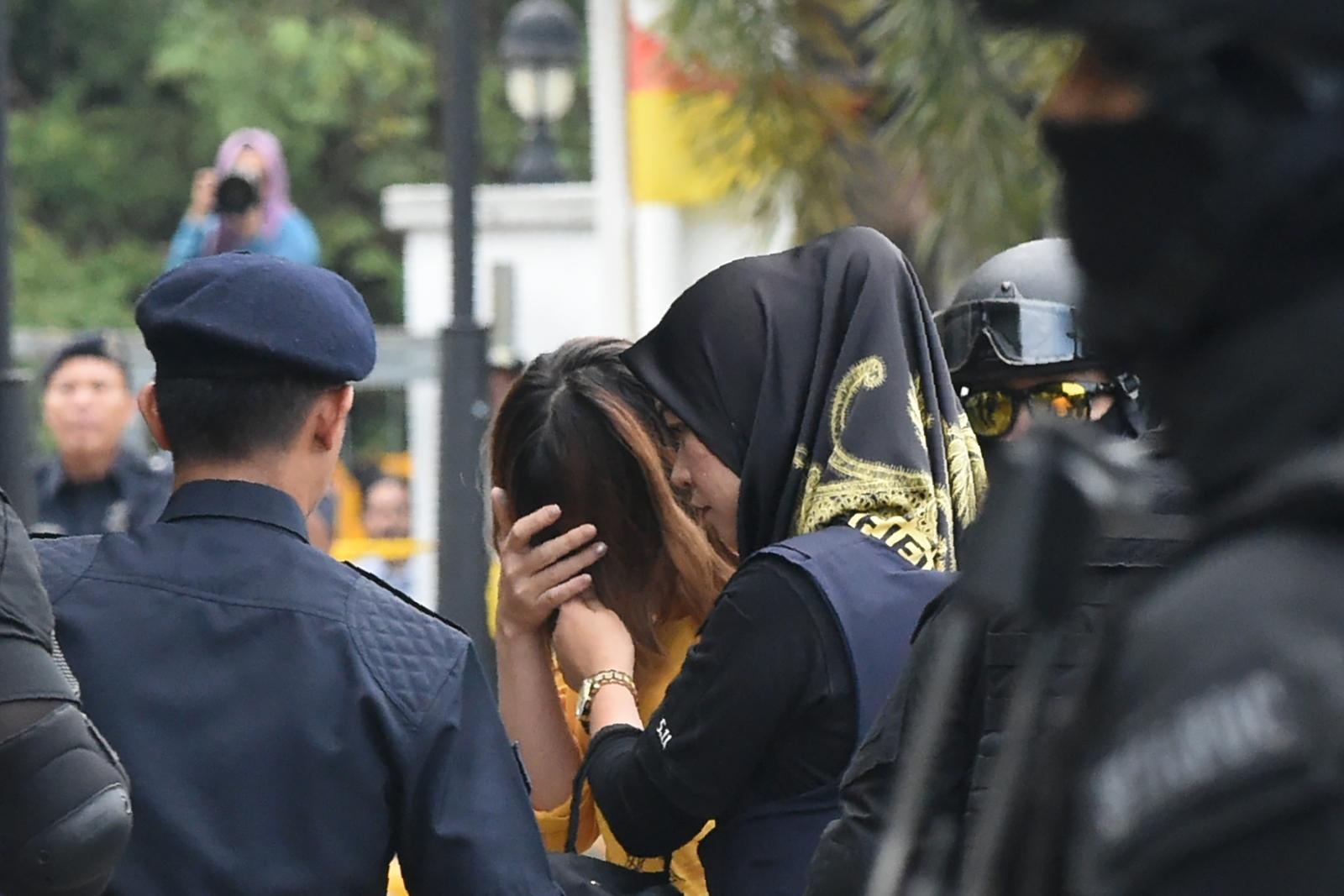 Malaysia court North Korea suspects