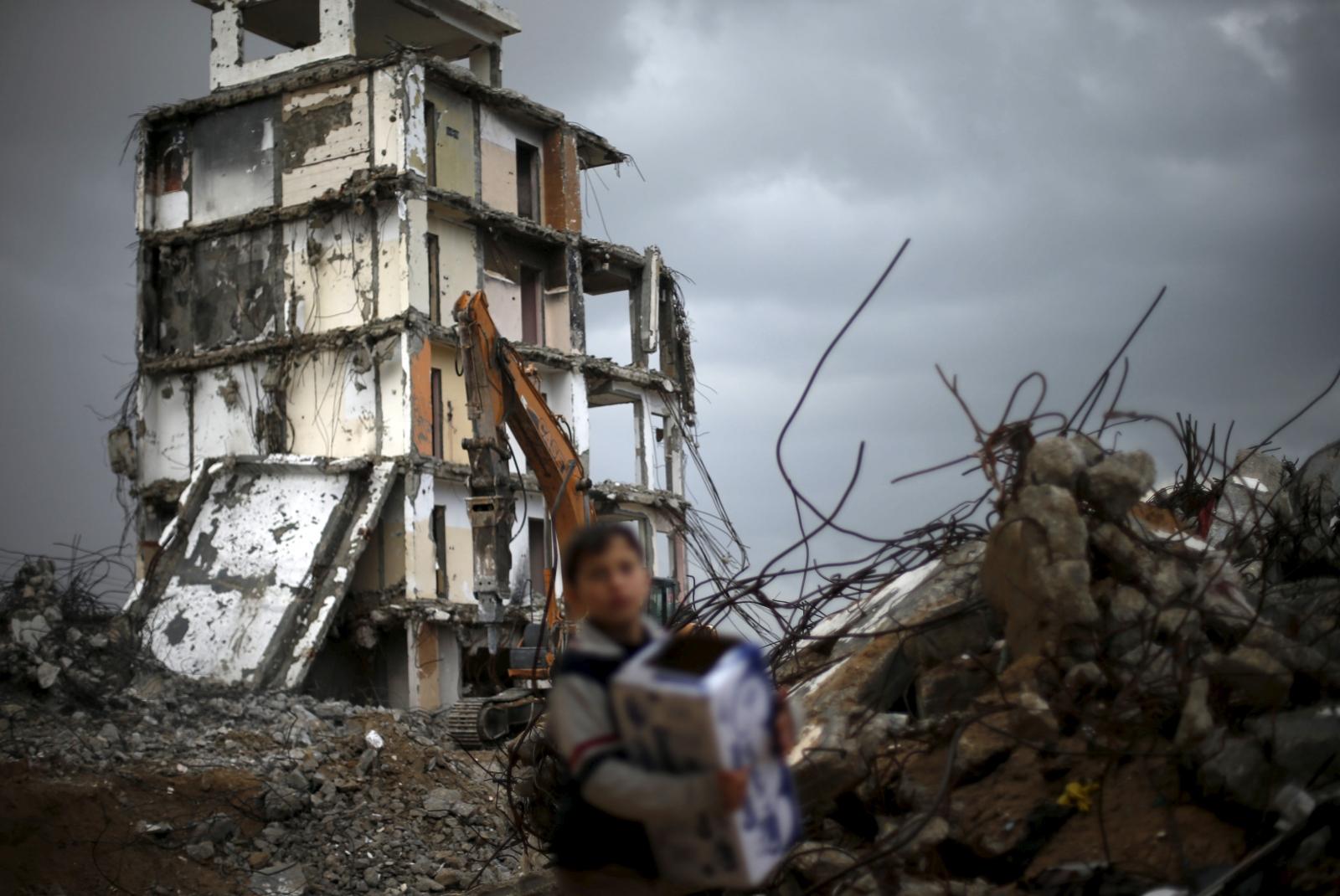 2014 Gaza war