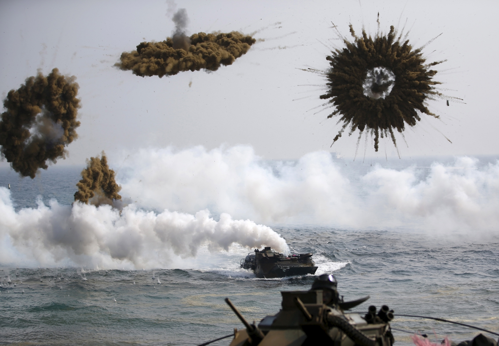 US South Korea joint military drills