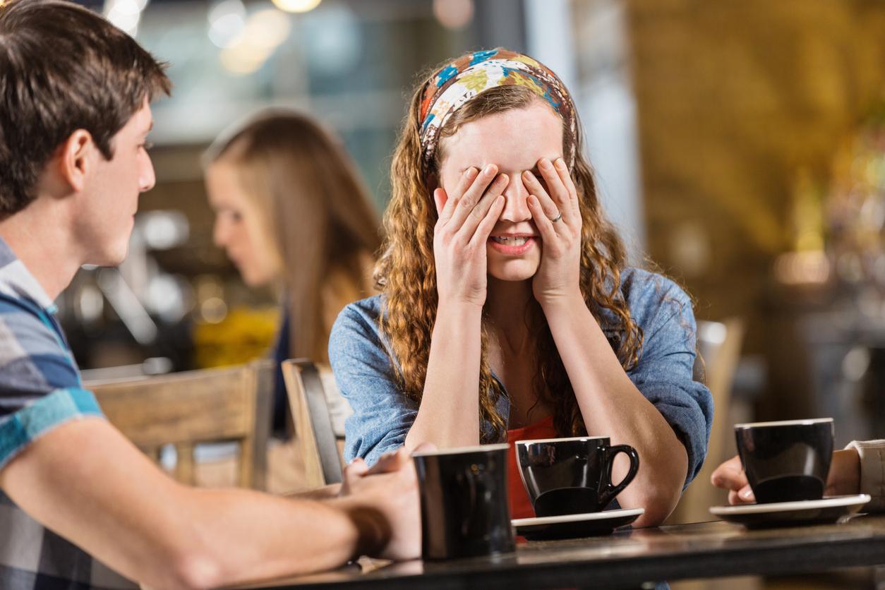 Cafe argument