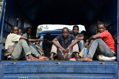 Burundian rebels