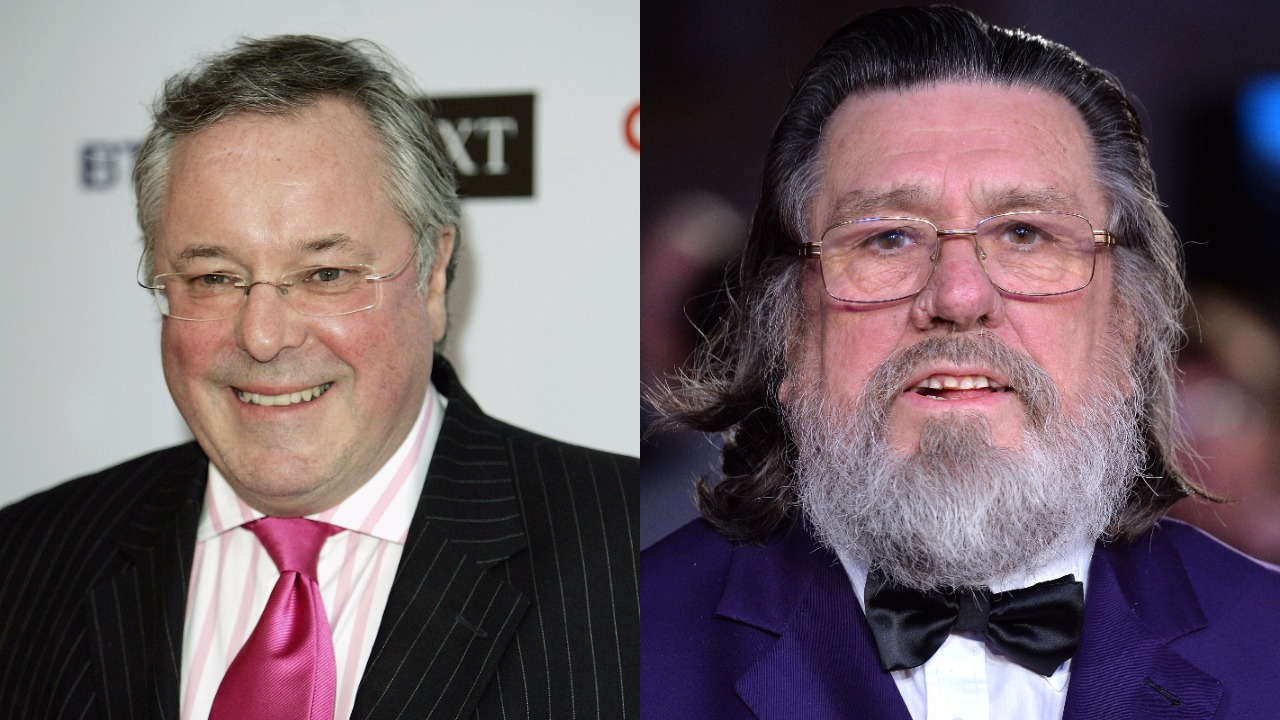 ricky tomlinson richard whiteley