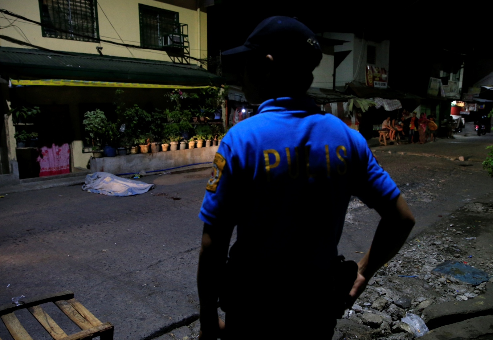 Rights groups says Philippine police has falsified evidence